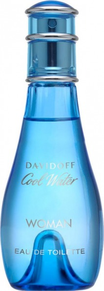 Cool Water Woman - Eau de Toilette 30 ml