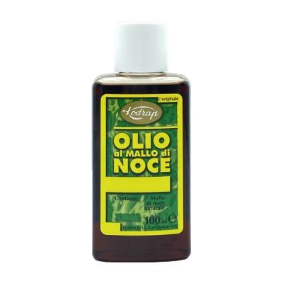 Kodrap Olio al Mallo di Noce - Olio Solare 100 ml