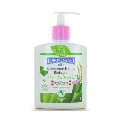 Detergente Intimo Biologico Delicato Aloe 200 ml