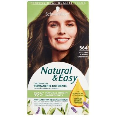 Shampoo Colorante Castano Chiaro Naturale 564