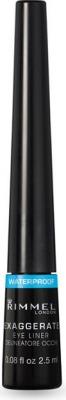 EXAGGERATE Eyeliner Waterproof Glossy Black