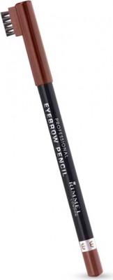 Professional Eyebrow Pencil - Matita Sopracciglia 001 Dark Brown