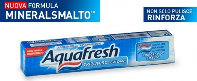 Dentifricio Denti Tripla Protezione Formula Mineral Smalto 100 Ml