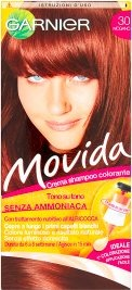 Movida Crema Shampoo Colorante 30 Mogano