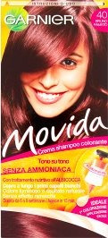Movida Crema Shampoo Colorante 40 Bruno Ramato