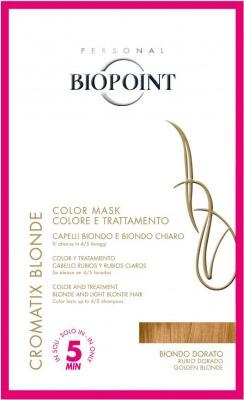Trattamento Colorante Cromatix Maschera Trattamento Colore In 5 Minuti 30 Ml Biondo Dorato