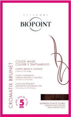 Trattamento Colorante Cromatix Maschera Trattamento Colore In 5 Minuti 30 Ml Maron Glace' Scuro