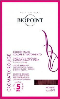 Trattamento Colorante Cromatix Maschera Trattamento Colore In 5 Minuti 30 Ml Mogano