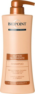 Shampoo Per Capelli Supernutriente Linea Professional 400 Ml