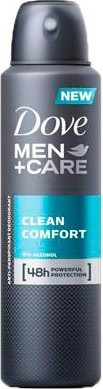 Men+Care Clean Comfort - Deodorante Spray 150 ml
