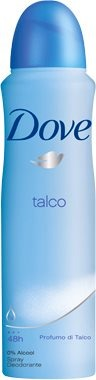Deodorante Spray Talco 150 Ml Senza Alcool