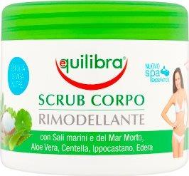Scrub Corpo Rimodellante Con Sali Marini Del Mar Morto Aloe 600 Ml