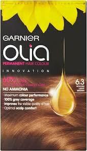 Olia Colorazione Permanente Senza Ammoniaca N.6,3 Castano Chiaro Dorato
