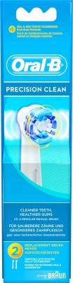 Testine Di Ricambio Per Spazzolino Elettrico Vitality Precision Clean 2 Pezzi