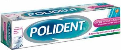 Adesivo Per Dentiere Lunga tenuta e durata 40 g