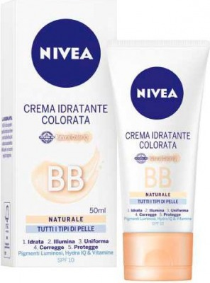 Crema Idratante Colorata BB Naturale 50 ml