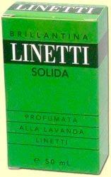 Brillantina Solida Crema Lucidante Per I Capelli Profumata Alla Lavanda 50 Ml