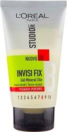Studio Line Invisi fix 8 Gel mineral 24h 150 ml