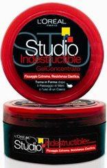 Crema Per Capelli Studio Line Indestructible Vasetto 150 Ml
