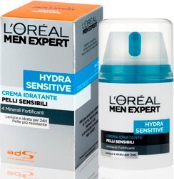 Men Expert Hydra Sensitive Crema Idratante 50 ml