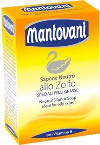 Sapone Neutro Allo Zolfo Per Pelli Grasse Panetto Da 100 Gr