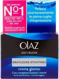 Crema Antirughe Idratazione Istantanea Giorno 50 ml
