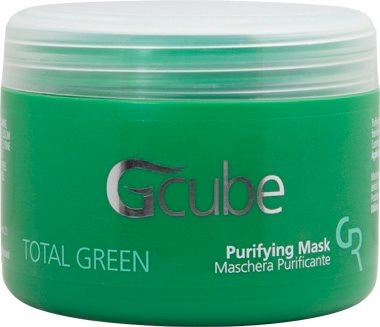 Total Green Purifying Mask - Maschera Purificante per cute e capelli sensibili 200 ml