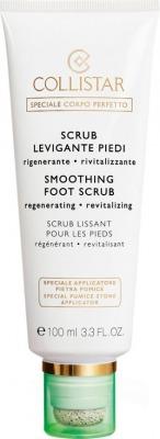 Scrub Levigante Piedi - Esfoliante Piedi con Applicatore in Pietra Pomice 100 ml