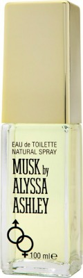 Musk by Alyssa Ashley - Eau de Toilette 100 ml