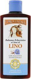 Balsamo Erboristico ai Semi di Lino Capelli Tinti e Danneggiati 200 ml