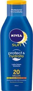 Latte Solare Idratante SPF 20 200 ml