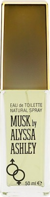Musk by Alyssa Ashley - Eau de Toilette 50 ml
