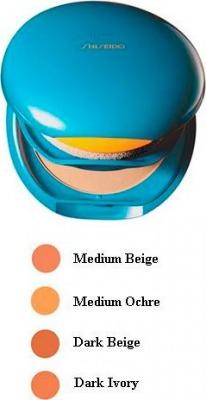 Sun Protection Compact Fondation SPF 30 - Fondotinta Protezione Solare SP 40 Medium Ochra 12 gr