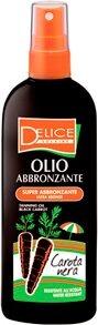 Olio Abbronzante Spray Carota Nera 150 ml