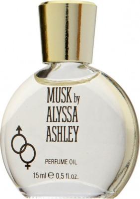 Musk by Alyssa Ashley - Olio corpo 15 ml