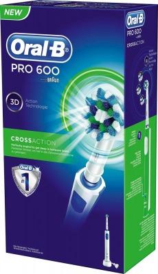 CrossAction Spazzolino Elettrico Pro 600