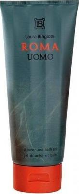 Roma Uomo - Gel Doccia 200 ml