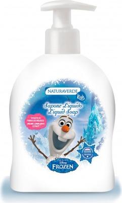 Frozen - Sapone Liquido al profumo di Muschio Bianco 250 ml