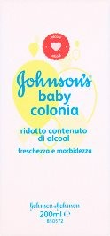Johnson's Baby Colonia - Eau de Cologne 200 ml