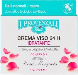 Bio Crema Viso 24 H Idratante Pelli Normali e Miste 50 ml