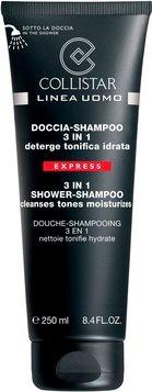 Linea Uomo Doccia-Shampoo 3in1 Express 250 ml