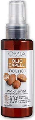 Olio Capelli Olio di Argan 100 ml