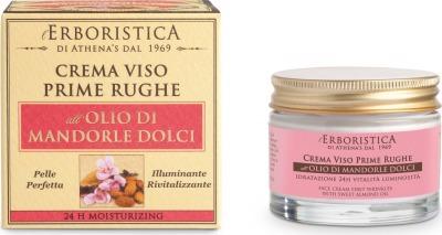 Crema Viso Prime Rughe All'Olio di Mandorle Dolci 50 ml