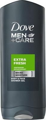 Men Extra fresh - Bagnoschiuma 400 ml