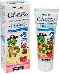 Dentifricio Baby Fragola 75 ml