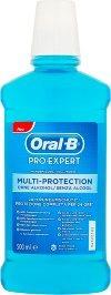 Colluttorio Pro-Expert Multi-Protection senza Alcool 500 ml
