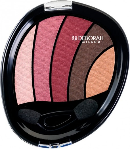 Ombretto Eye Design - Palette Ombretto 02 Rose | Deborah