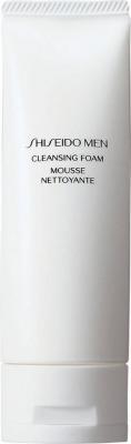 Shiseido Men Cleansing Foam - Detergente 125 ml
