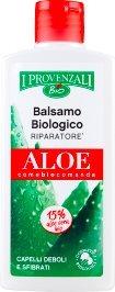 Balsamo Biologico Riparatore Aloe Capelli Deboli e Sfibrati 200 ml