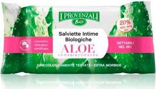 Salviette Intime Biologiche Delicate 12 pz
